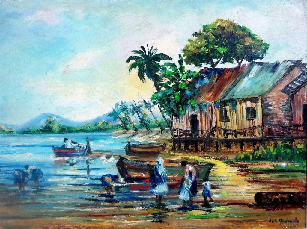 Pescadores playa