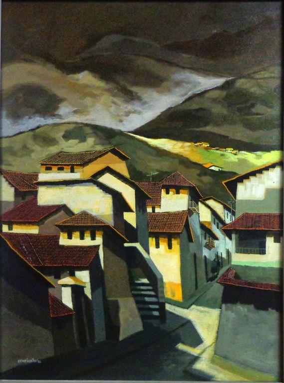 Ciudad andina 2