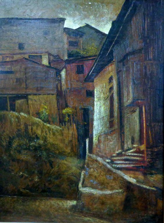 Barrio serrano