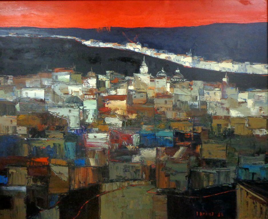 Quito cielo tomate