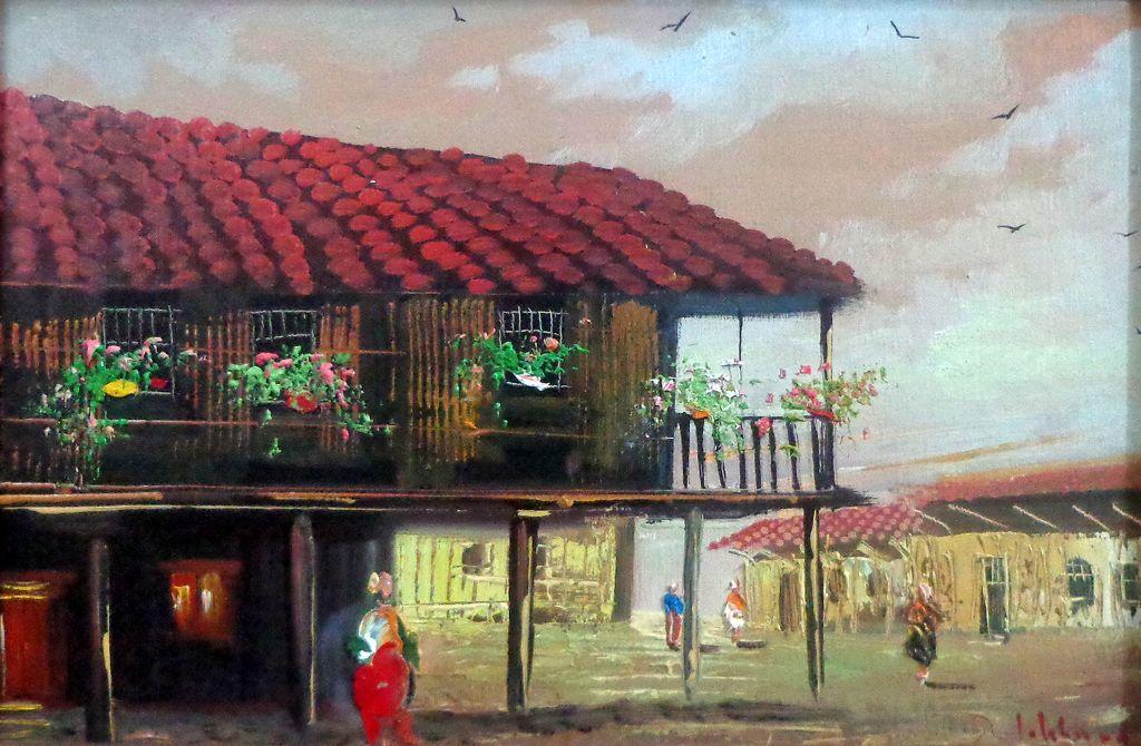Pueblo costeño
