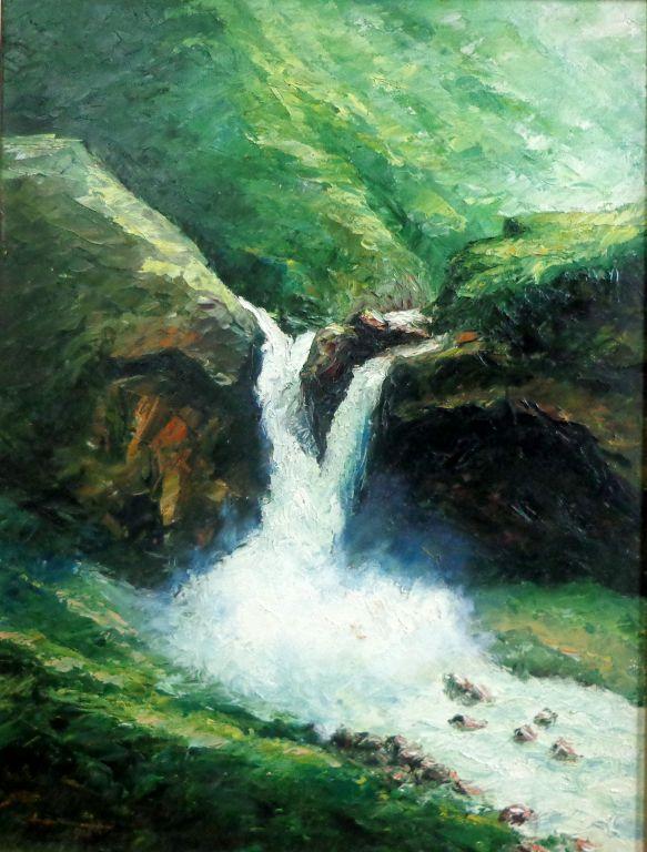 Cascada Agoyán