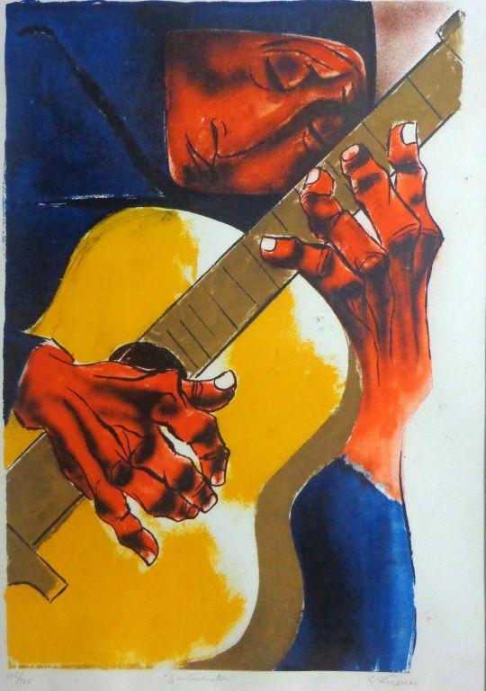 El guitarrista 45/160
