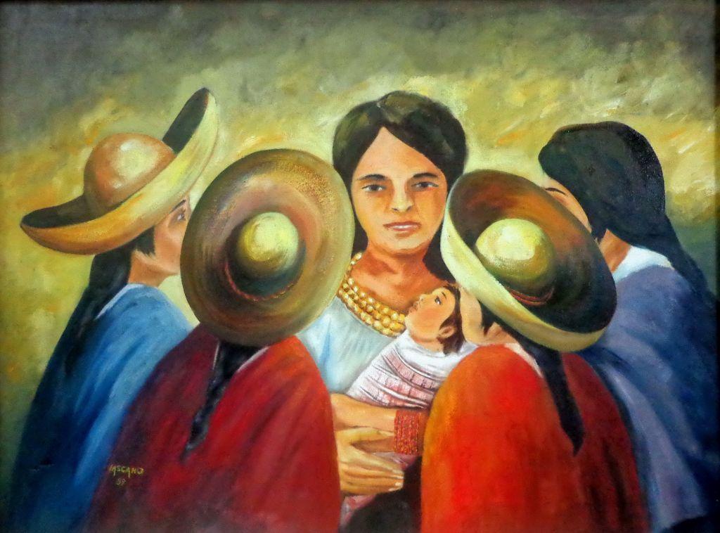 Representación indígena