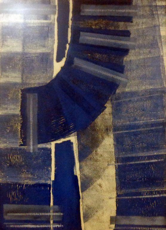 Abstracto azul