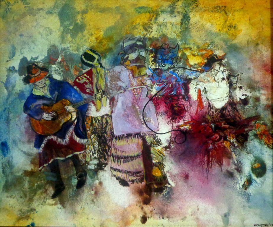 Fiesta indígena