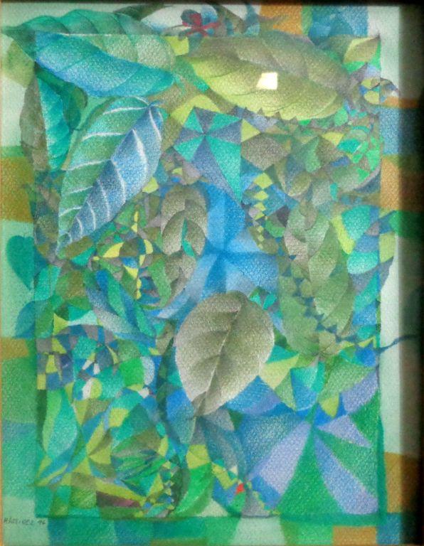 Estudio de hojas