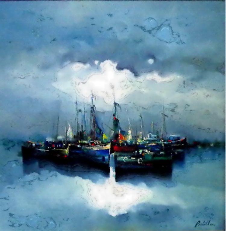 Marina puerto