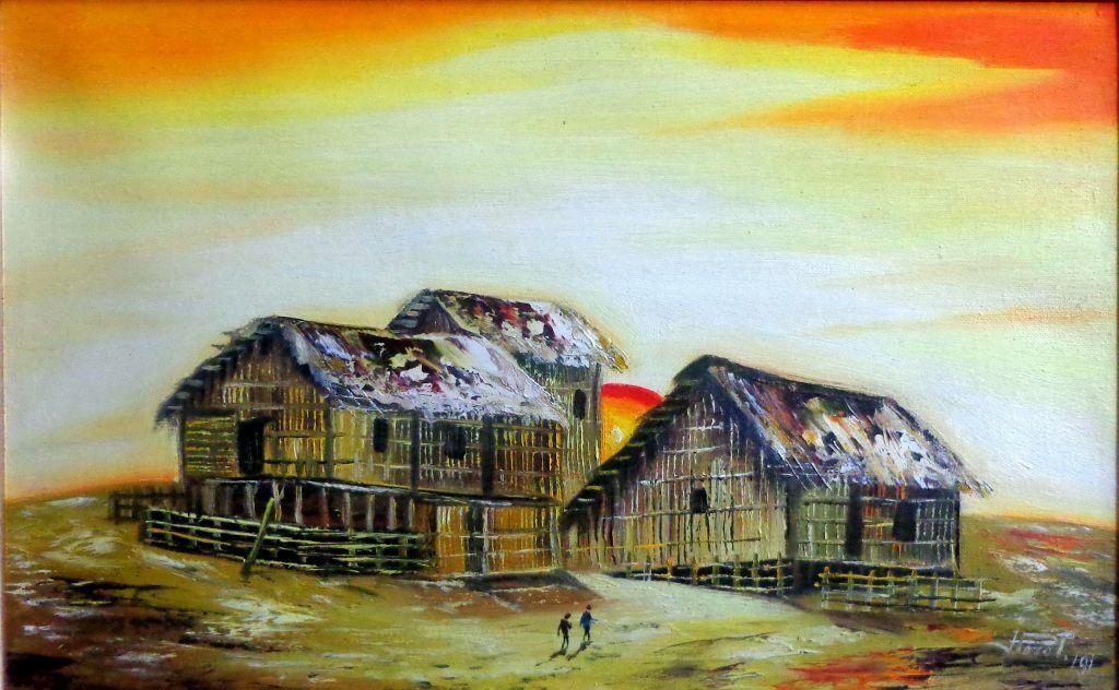 Casas costeñas