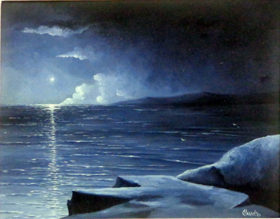 Nocturno en el mar