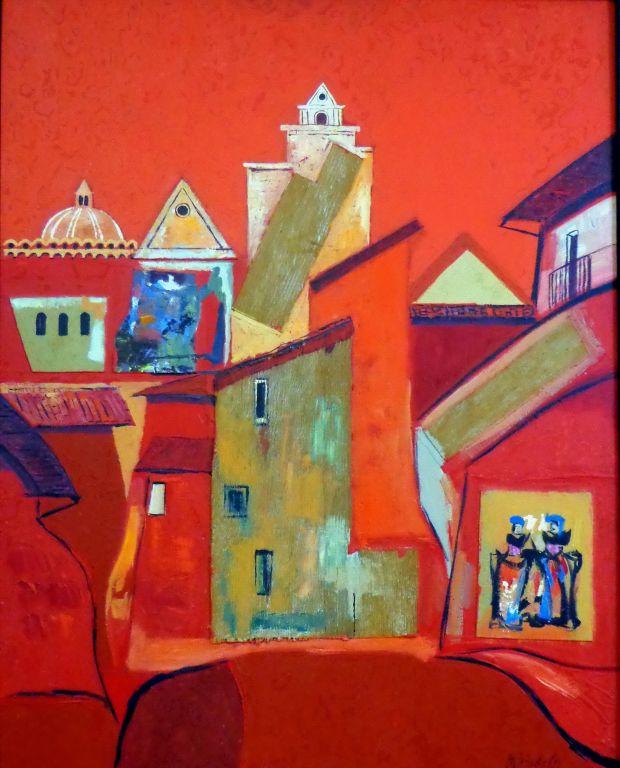 Quito rojo